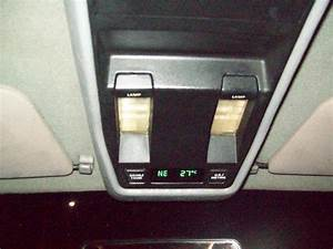 Overhead Console Quit Working