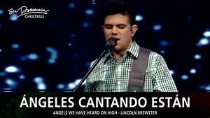 U00c1ngeles Cantando Est U00e1n