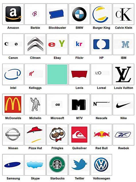 logos  logos quiz answers
