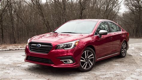 Subaru Legacy, Outback Enter 2019 With Standard Eyesight