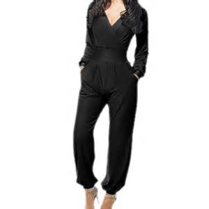 jumpsuits rompers sleeve v neck 39 s