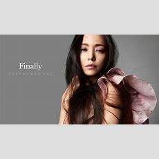 Namie Amuro「finally 」( Instrumental ) カラオケ Youtube