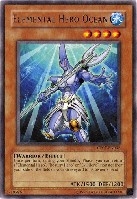 Absolute Zero Deck by Deck Prodigy E Heroes