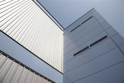 wall sandwich panel  facade cladding metal facing polyisocyanurate pir core