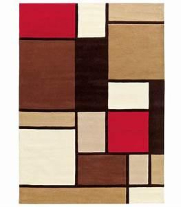 Tapis Bambou 200x300 : tappeto coloured cubes 3089 37 arte design ~ Teatrodelosmanantiales.com Idées de Décoration