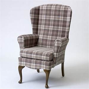 Shackletons Edinburgh Wing Chair