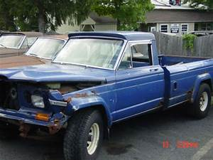 1977 Jeep J10 Truck 360 V8 Quadratrac Th400 Auto