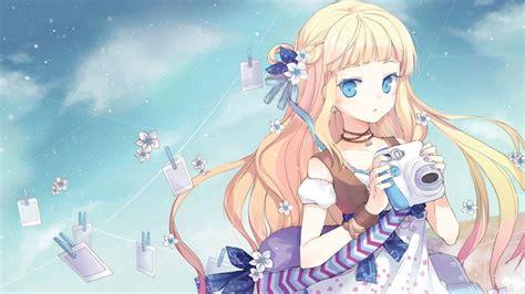 Kawaii Anime Girl Wallpaper Hd  Wallpaper Hd Collection