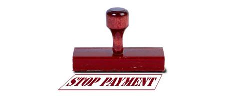 request letter  cheque stop payment