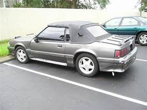 91 Mustang GT 5.0 Convertible for Sale