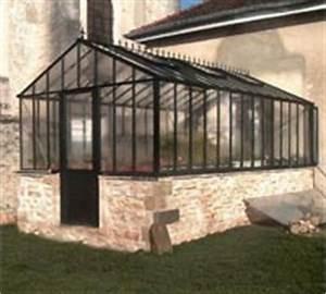 Serre Acier Verre : choisir sa serre de jardin en verre gamm vert ~ Premium-room.com Idées de Décoration