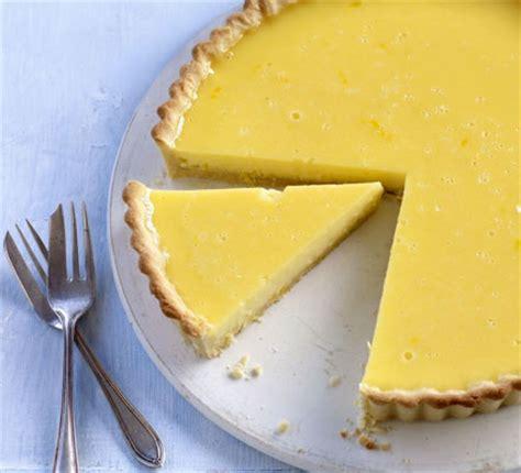 greggs tangy lemon tart bbc good food