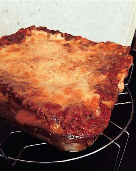 recette de mes lasagnes maison
