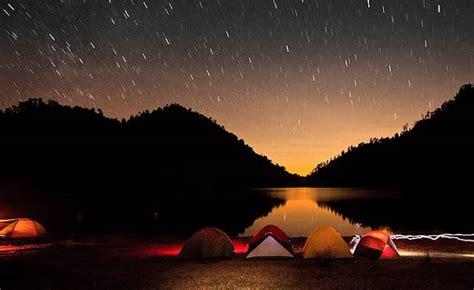 paket trekking  camping ranu kumbolo semeru