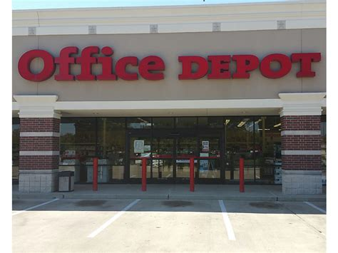 Office Depot Hours For Today by Office Depot In Pearland Tx 3000 Silverlake Dr