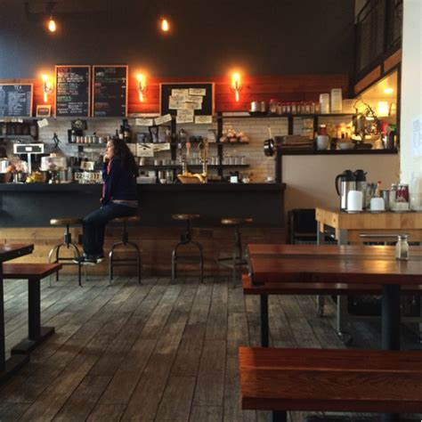 It's about uniting our passion for. Oakland at Work: Cafe Underwood - Oakland North