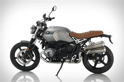bmw motorcycle scrambler bmw r ninet scrambler motorcycle uncrate