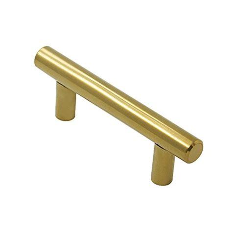 brass kitchen cabinet hardware probrico brushed brass modern cabinet hardware kitchen 4873