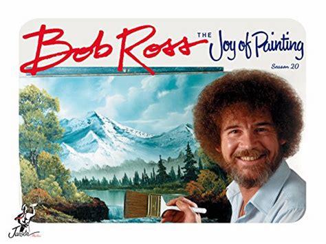amazoncom bob ross  joy  painting series bob ross
