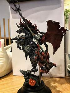 A Look At The Upcoming Odin Statue From FFXIV GoingSony