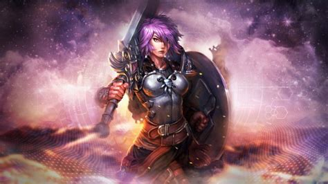 Bellona (smite) Wallpapers Hd  Desktop And Mobile Backgrounds