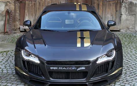 audi  ppi razor gtr  limited edition autoevolution