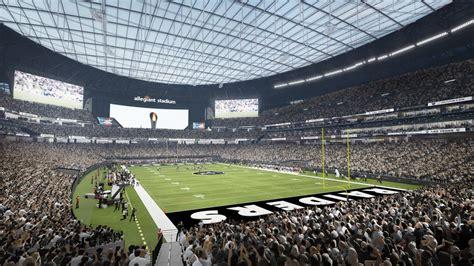 authority allegiant stadium remains  schedule