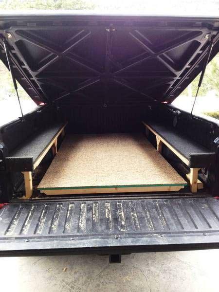 undercover tonneau pop  tent build diy tent tent