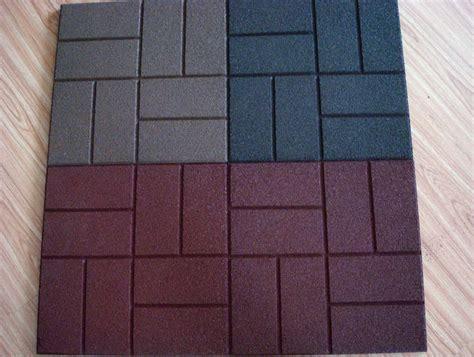 Menards Rubber Patio Blocks by Rubber Patio Pavers Lowes Home Design Ideas