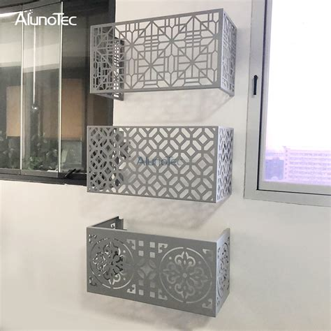 outdoor powder coating aluminum air conditioner covers  walls buy air conditioner covers