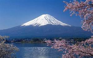 Mt Fuji  The Earthquake That Caused A Volcanic Eruption