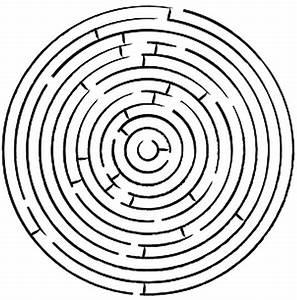 Impossible Circle Maze | www.imgkid.com - The Image Kid ...