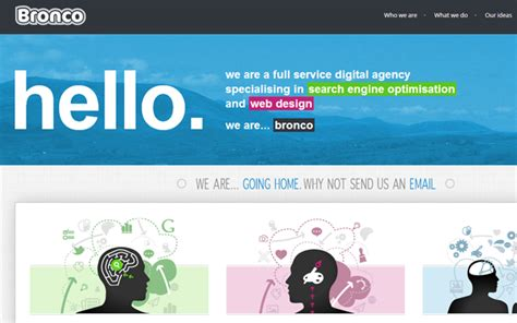 examples  beautifully  sized website layouts