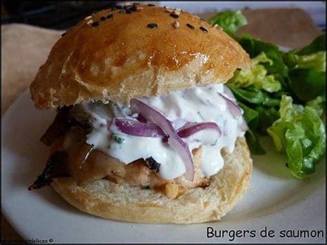 les meilleures recettes de hamburger et poisson