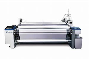 New Lwt810 Water Jet Loom By Toyota Textile Machinery