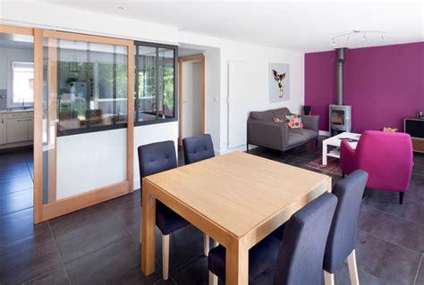 studio cuisine nantes rénovation avec ouverture du rdc cuisine et accès jardin