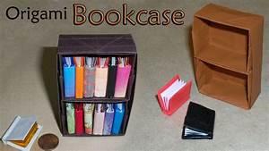 Origami, Bookcase