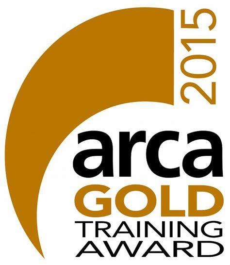 arca gold training award   apprenticeship programme