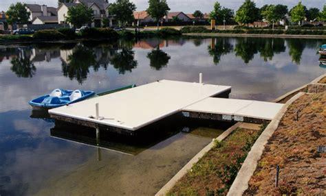 lake dock mid cal construction