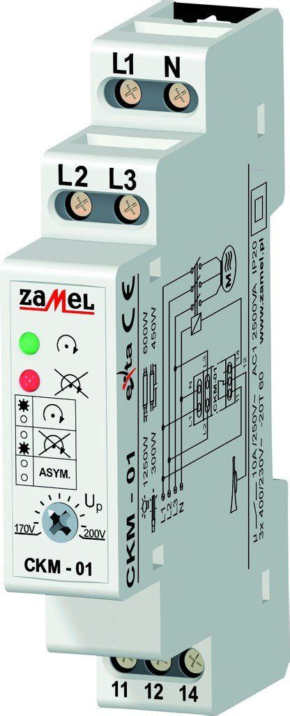 phase failure relay d 230 400v acdc dynamics online