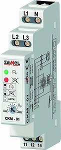 Phase Failure Relay Mini 400v  U2013 Acdc Dynamics Online