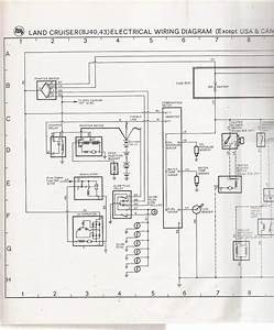 Where Can I Find A Wiring Schematic For A Bj40 Diesel