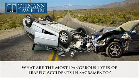 What Are The Most Dangerous Types Of Traffic Accidents In