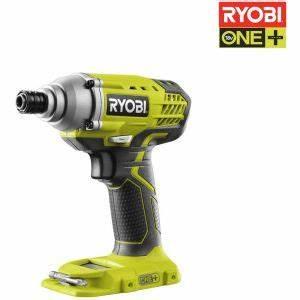 Visseuse A Choc Ryobi : ryobi one r18n18g 0 cloueur de finition 18v sans ~ Dailycaller-alerts.com Idées de Décoration