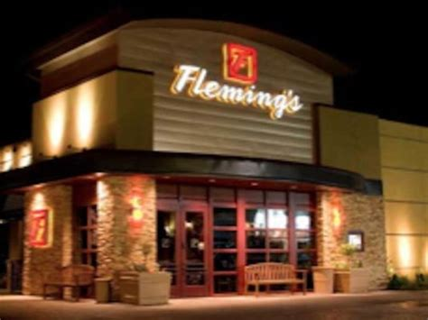 Flemings Steak House - join the happy hour at fleming s prime steakhouse in