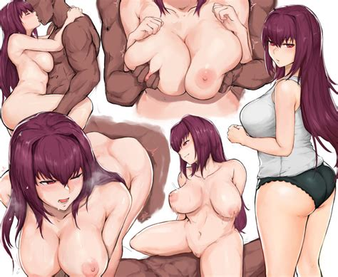 Aogumaptticrash Scathach Fate Scathach Fate All Fate Grand Order Fate Series