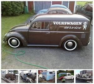 Garage Volkswagen Orleans : vw beetle panel truck body melded a vw van with an early vw beetle to create a vw nomad it ~ Maxctalentgroup.com Avis de Voitures
