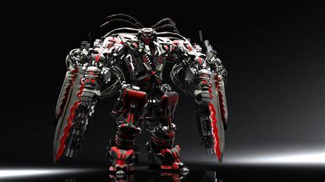 cool robot wallpaper  images