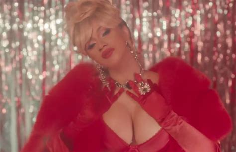 cardi b video with 21 savage watch cardi b get lavish with 21 savage and offset in new