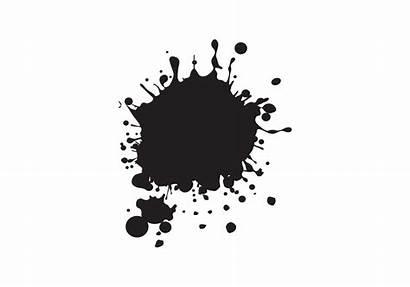Splat Vector Paint Vectors Splatters Splatter Drip
